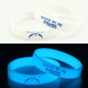 Custom Glow-in-dark Wristband