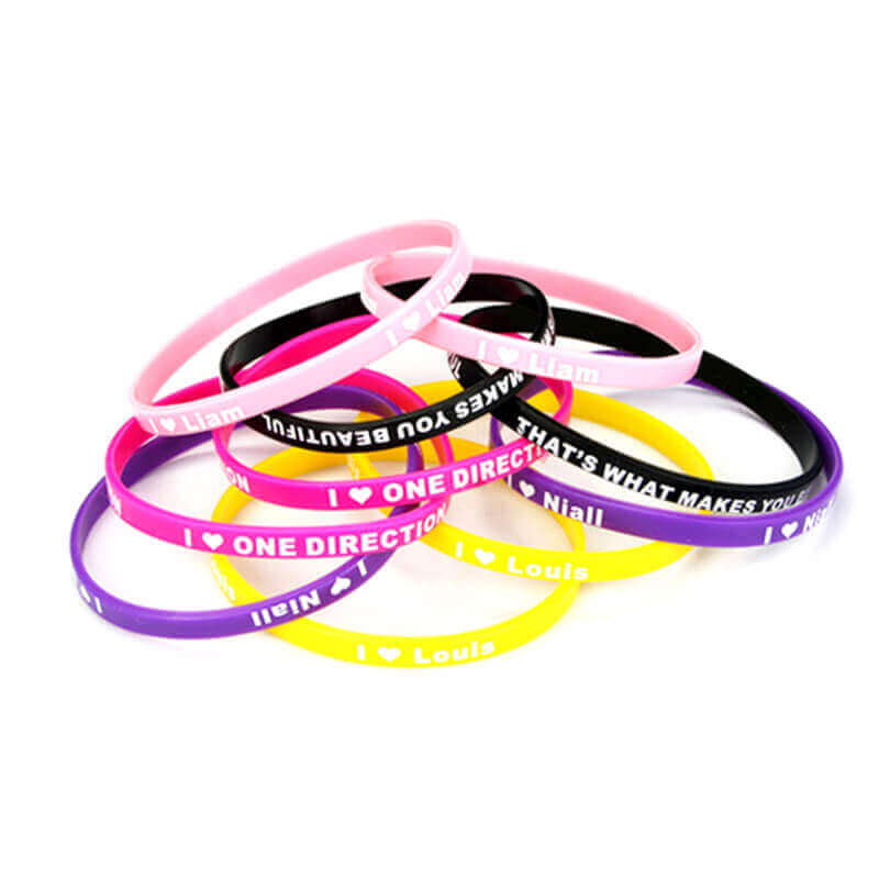Ultra Thin Wristbands